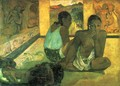 The dream - Paul Gauguin