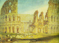 The colisseum - Joseph Mallord William Turner