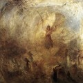 The Angel, Standing in the Sun - Joseph Mallord William Turner