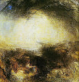 Shade and Darkness - Joseph Mallord William Turner