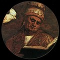 St Gregory the Great - Tiziano Vecellio (Titian)