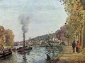 The Seine at Marly 1 - Camille Pissarro