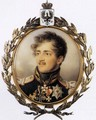 Prince August of Prussia 1814 - Jean-Baptiste Isabey