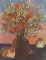 Flowers and cats - Paul Gauguin