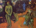Delectable Waters - Paul Gauguin