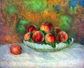 Still life with fruits - Pierre Auguste Renoir