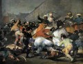The Second of May, 1808, The Charge of the Mamelukes - Francisco De Goya y Lucientes