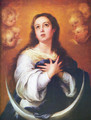 Conception - Bartolome Esteban Murillo