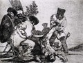 What more can one do - Francisco De Goya y Lucientes