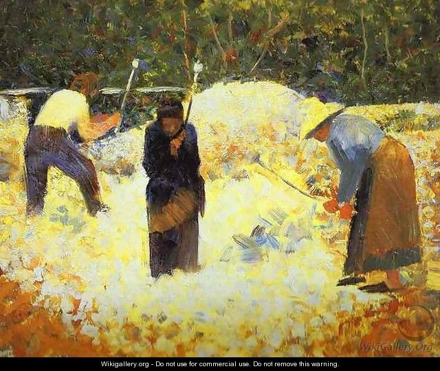 Rock-Breakers, Le Raincy. - Georges Seurat