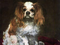 the dog - Edouard Manet