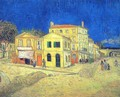 Vincent's House in Arles (The Yellow House) - Vincent Van Gogh