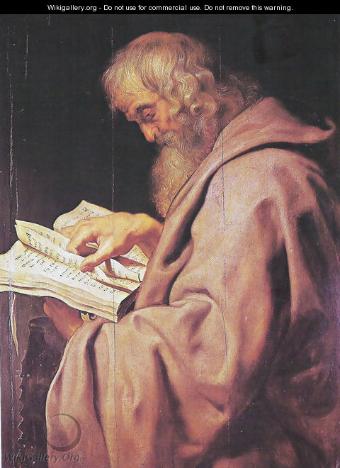 St Simon - Peter Paul Rubens