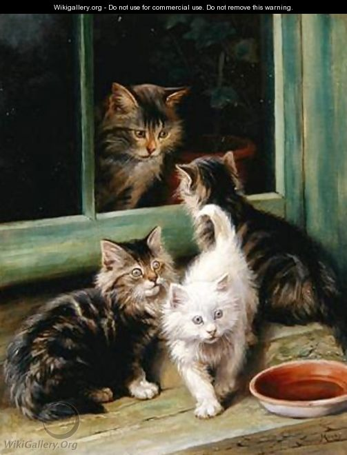 Kittens - Fannie Moody