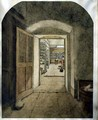 The Big Laboratory viewed from the Dark Room 1860 - Harriet Jane Moore