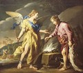Tobias and the angel 1630-1632 - Matthias Stomer