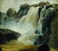 Haugfoss in Norway 1827 - Christian Morgenstern