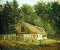 A House in the Frederiksdal Forest near Copenhagen 1828 - Christian Morgenstern