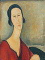 Madame Z - Amedeo Modigliani