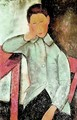 boy - Amedeo Modigliani