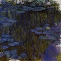 Water-Lilies 49 - Claude Oscar Monet