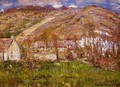 The Hamlet of Falaise, near Giverny - Claude Oscar Monet