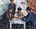 Cardplayers 5 - Paul Cezanne