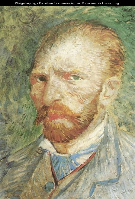 Self Portrait 2 - Vincent Van Gogh