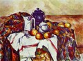 Still life with oranges 2 - Paul Cezanne