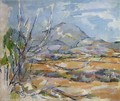 Mountain Saint-Victoire - Paul Cezanne