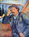 Man with the whistle - Paul Cezanne