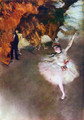 The Primaballerina - Edgar Degas