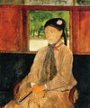Portrait of a Woman 1 - Edgar Degas