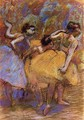 Dancers 7 - Edgar Degas