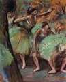 Dancers 3 - Edgar Degas