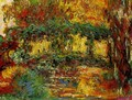 japanese-bridge - Claude Oscar Monet