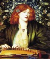 The Blue Bower - Dante Gabriel Rossetti