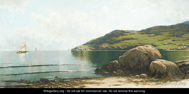 Marine Landscape 2 - Alfred Thompson Bricher