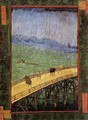 Bridge in the Rain - Vincent Van Gogh
