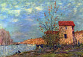 The Loing bei Moret - Alfred Sisley