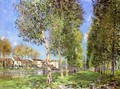 The Island of Saint-Denis 2 - Alfred Sisley