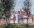 Moret-sur-Loing 3 - Alfred Sisley