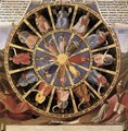 The Vision of Ezekiel - Giotto Di Bondone