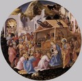 The Adoration of the Magi - Giotto Di Bondone