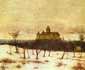 View of Neuenburger - Gustave Courbet