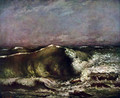 The wave 7 - Gustave Courbet
