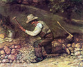 The Stone Breaker - Gustave Courbet
