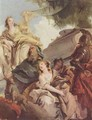 Victims of Iphigenie - Giovanni Battista Tiepolo