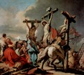 Crucifixion - Giovanni Battista Tiepolo