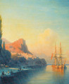 View of the golden Horn - Ivan Konstantinovich Aivazovsky